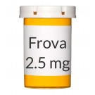 Frova 2.5mg Tablets - 9 Tablet Pack