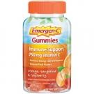 Emergen-C Immune Support Gummies, Orange, Raspberry & Tangerine- 45ct
