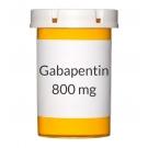 Gabapentin 800mg Tablets