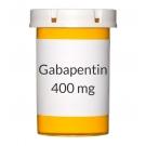 Gabapentin 400mg Capsules