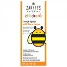 ZarBee's Naturals Children's Cough Syrup, Natural Grape Flavor - 4oz