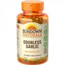 Sundown Odorless Garlic Softgels  100ct