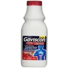 Gaviscon Extra Strength Liquid Antacid Cherry Flavor - 12 fl oz