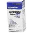 Generic Claritin - Loratadine (10mg) - 30 Tablets