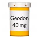 Geodon 40mg Capsules