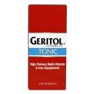 Geritol Liquid High Potency Vitamin & Iron Supplement, with Ferrex Tonic - 12.0 fl oz