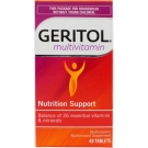Geritol Complete Multivitamin Mineral Supplement Tablets - 40ct
