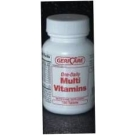 Geri-Care Daily Multivitamin Formula - 100 Tablets