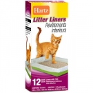 Hartz® Giant Cat Litter Liners with Ties- 12ct