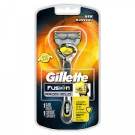 Gillette Fusion ProShield Razor With FlexBall Handle and 1 Razor Refill Cartridge
