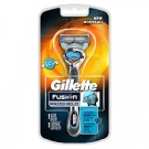 Gillette Fusion ProShield Chill Razor With FlexBall Handle and 1 Razor Refill Cartridge