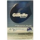 Gillette Series After Shave Splash Cool Wave 3.3oz