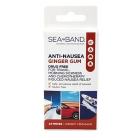 Sea-Band Anti Nausea Ginger Gum- 24ct