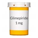 Glimepiride 1mg Tablets