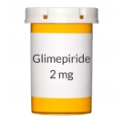 Glimepiride 2mg Tablets