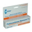 Globe Hydrocortisone 1% Ointment - 0.5 oz