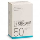 Glucocard 01 Sensor Test Strips- 50ct (1-3 Units)