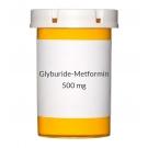 Glyburide-Metformin 5-500 mg Tablets