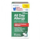GNP® Cetirizine 10mg Allergy Tablets- 90ct