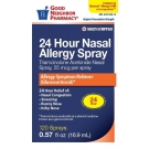 GNP 24 Hour Nasal Allergy Triamcinolone acetonide 55 mcg 120 Sprays/0.57 oz