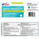 GNP Hygienic Cleansing Pads - 100ct