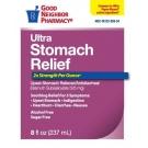 GNP Ultra Stomach Relief Extra Strength 8oz