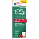 GNP Allergy All Day Syrup, Cherry- 4oz