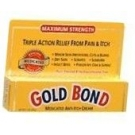 Gold Bond Cream Medicated Maximum Strength 1oz