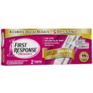 First Response Gold Digital Pregnancy Test - 2ct