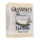 Grandma's Lye Soap- 4oz