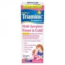 Triaminic Children's Multi-Symptom Fever and Cold Suspension Grape - 4oz