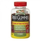 Garden Greens Fiber Gummies- 120ct
