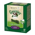 Greenies Treat Tub Pak, Large- 17ct