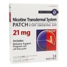 Habitrol Nicotine Transdermal 24hr Patch 21mg, Step 1- 14ct
