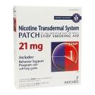 Habitrol Nicotine Transdermal 24hr Patch 21mg, Step 1- 7ct