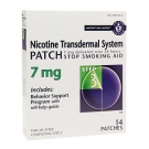 Habitrol Nicotine Transdermal 24hr Patch 7mg, Step 3- 14ct