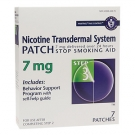 Habitrol Nicotine Transdermal 24hr Patch 7mg, Step 3- 7ct