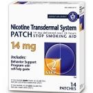 Habitrol Nicotine Transdermal 24hr Patch 14mg, Step 2- 14ct