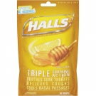 Halls Mentho-Lyptus Advanced Vapor Action Honey-Lemon 30 Drops