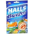 Halls Breezers Bag Tropical Chill 25ct