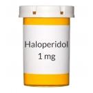 Haloperidol 1mg Tablets***Manufacturer Backorder - ETA 10/27/2018***