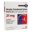 Habitrol Nicotine Transdermal 24hr Patch 21mg, Step 1- 28ct