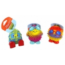 Hartz® Frisky Frolic Latex Squeakable Dog Toy, Assorted Characters - 1ct ** Extended Lead Time **