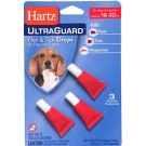 Hartz® UltraGuard Plus® Flea and Tick Drops for Dogs and Puppies Weighing 16-30lbs - 3 Count