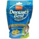 Hartz® Dentist's Best Dental Treats for Cats, Chicken Flavored- 3oz