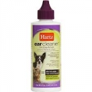 Hartz® Ear Cleaner for Dogs and Cats- 4oz ** Extended Lead Time **