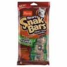 Hartz® Hearty Snak Bars, Apple and Banana Chew Treat- 6pk