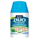 Zantac Duo Fusion Acid Reducer + Antacid Cool Mint Chewable Tablet- 20ct