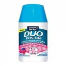 Zantac Duo Fusion Acid Reducer + Antacid Berry Chewable Tablet- 20ct