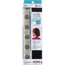 Scünci Hollywood Roll Headband- 3ct (Colors May Vary)